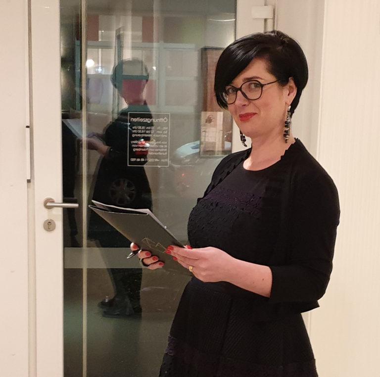 FrauenArt 25.01.2019 Agnieszka Mese