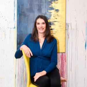 Helga Stein - Kuenstlerin (Malerei) - Teilnehmerin Workshop Kuenstlerin mit Erfolg