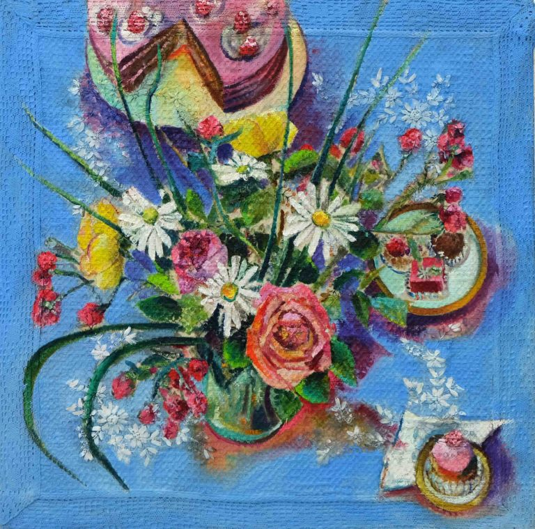 Flowerpower, Dorthea Schüle