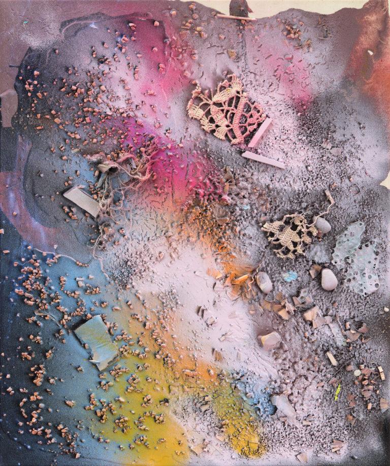"(c) Silke Albrecht, ""sediments (11)"", 2019"