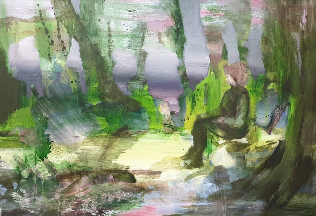 Alex Woyde - FrauenArt - Art Consulting Mese
