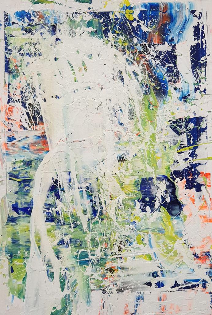 Theresa Kallrath - FrauenArt Januar 2019 - Art Consulting Mese