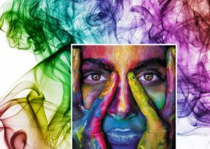 InnerDance Visualisierung in Farbe