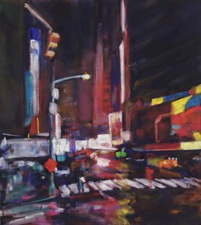 ArtConsultingMese_Weihnachten2020_Nr. 10 Times Square 67x60cm